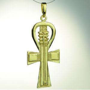 Krzyż Ankh z laską